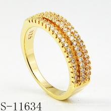 Мода ювелирные изделия 925 Серебряное кольцо (S-11634)