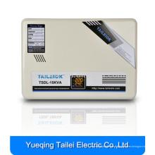 Stabilisateur de tension domestique de qualité 220v 15kva