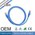 SIPU fabricant nouveau vente chaude fibre optique câble patch cordon cat5e UTP réseau câble