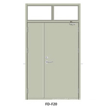 China Fire-Proof Steel Door (F20)