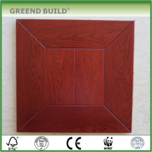 Rosewood solid wood parquet floor