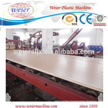 WPC PVC foamed sheet extrusion machinery