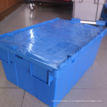 Recipientes Plásticos de Assentamento de Azul