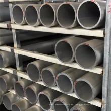 Tubería sin costura extruida de aluminio 2024 T4