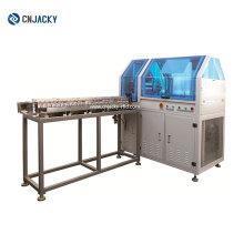 Máquina de perfuração de folha de plástico de corte de cartão de layout de 5 * 5 de formato grande