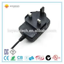 Batterieladegerät 9 Volt Wechselstromadapter 6W für LED-Leuchten