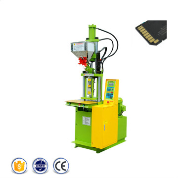 Machine de moulage par injection de plastique SD flash