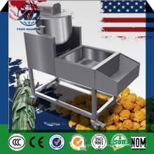Máquina de fabricação de pipoca industrial / Máquina de pipoca de caramelo
