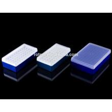 Caixa de gelo multiuso centrífuga tubo 0.2ml / 0.5ml / 1.5ml
