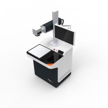 using of laser marking machine