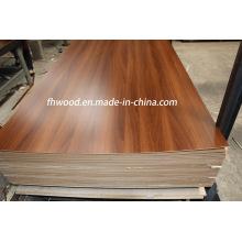 Китайские ламинированные МДФ (древесноволокнистых плит средней плотности) для мебели