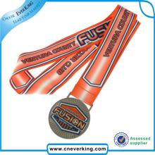 Cordones diseñados OEM para medallas