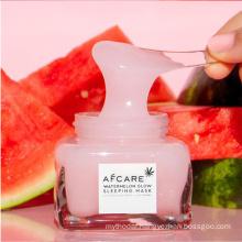 Long Lasting Nutritious Mud Clay Facial Mask Revitalite Treatment Sensitive Face Care Watermelon Face Mask