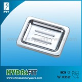 2014 new design zinc bathroom accessories set