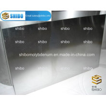 99.95% Pure Molybdenum Plates and Sheets