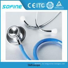 Nettes buntes Pinard Stethoskop für medizinisches Instrument