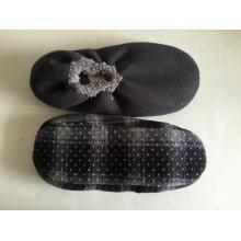 Men's Elastic Solid Comfortable Sock Slippers Dotted Sole