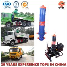 Cylindre hydraulique de camion à benne basculante / remorque de haute qualité avec TS16949