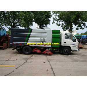 JMC 115HP 2 Ton Road Sweeper Vehicles
