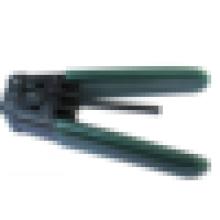 Separador del cable de la mariposa de la fibra óptica, separador del cable de la gota de FTTH, separador de la fibra óptica