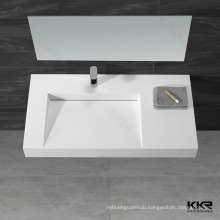 solid surface sink/dining room wash basin
