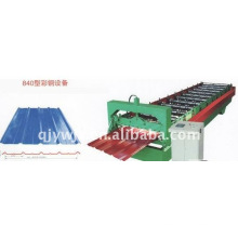 QJ 840 automatic roof forming machine for steel