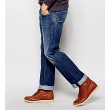 Design de Moda 100% Algodão Homens Calças