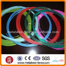 UV pvc coated fencing wire