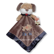 Cute Plush stuffed Hold Blanket