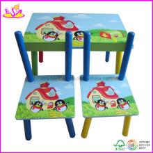 Table et chaise pour enfants (WO8G081)