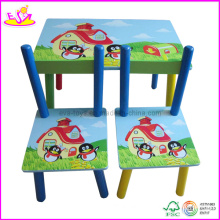 Children Table and Chair (WO8G081)