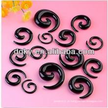 Preço de fábrica encantadora orelha piercing jóia cónica