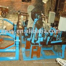 machine de treillis métallique