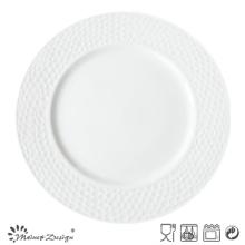 "Embossed High Luxury Hotel 10.5"" Dinner Plate"