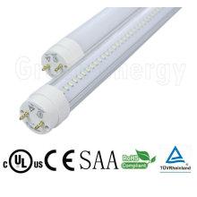 Lumière de tube de SMD3014 600mm 11W T8 LED, certificat d'UL, de SAA