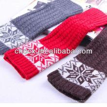 PK17ST313 design para senhoras moda luvas longas mão