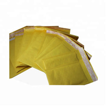 Waterproof Kraft padded bubble mailer
