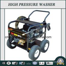 14HP бензиновый двигатель Kohler 25mpa Профессиональная сверхмощная коммерческая мойка высокого давления (HPW-QK1400KG-2)