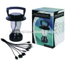 nickel-cadmium battery longer service life solar led lantern handheld camping light