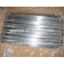 Electro Galvanized Cut Straight Wire