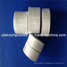 0,12 mm d'épaisseur 25 mm de large bande de fibre de verre pour câble