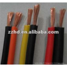 Fil de cuivre d'isolation de PVC pour l'utilisation de condition d'air de ventilateur électrique