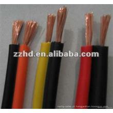 Fio de cobre da isolação do PVC para o uso elétrico da condição do ar do fã