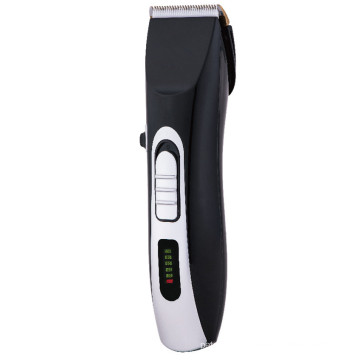 Cordless Rechargeable Hair Clipper and Trimmer for Barbers and Stylists