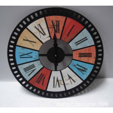 Cut Edge Craft MDF Wall Clock