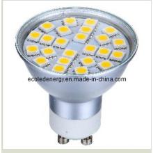LED Light GU10 3W avec CE et Rhos