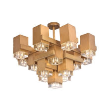 Lighting Modern Round Shape Chandalier Spiral Crystal Chandelier Lights For Home