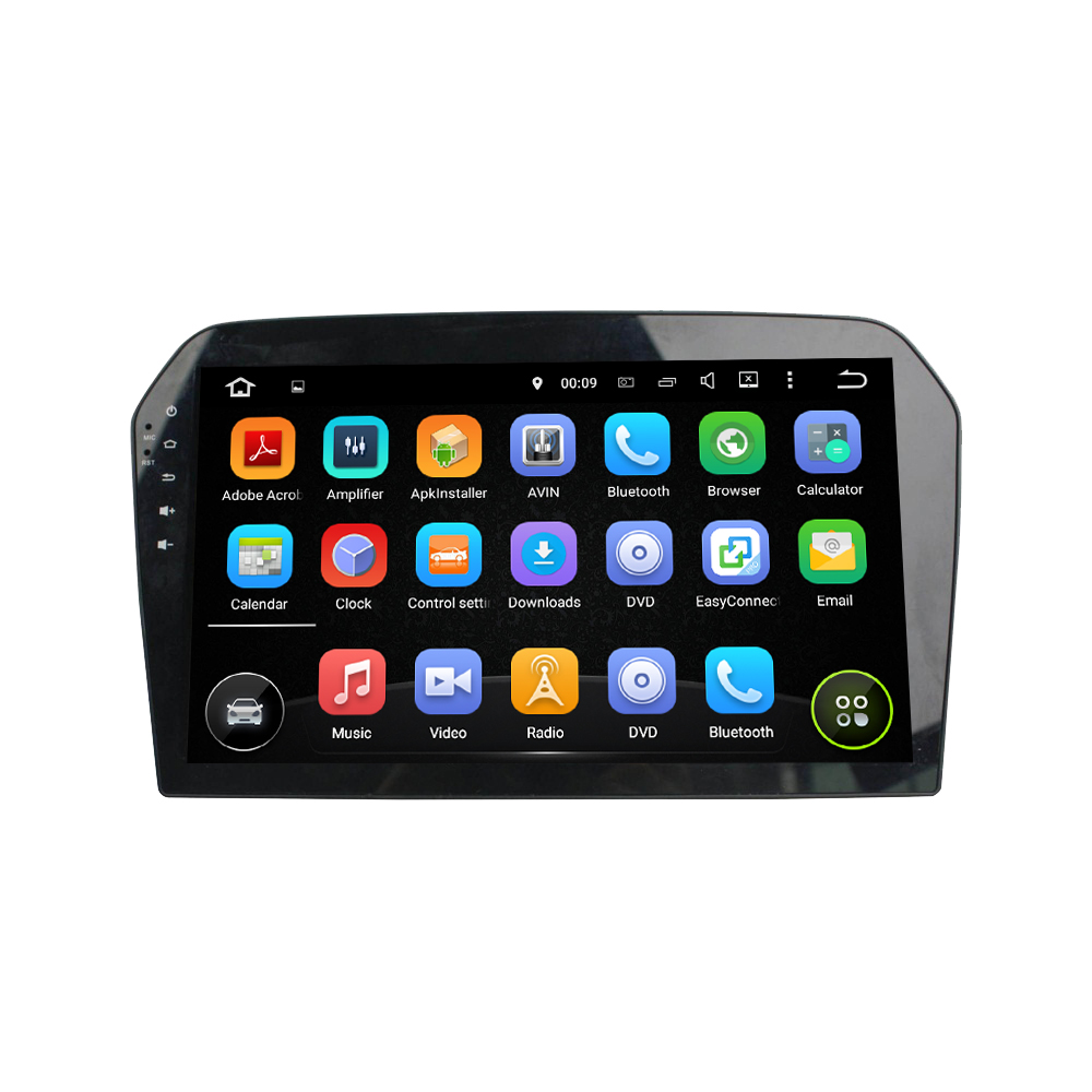 car multimedia navigation system for Jetta 2012-2015