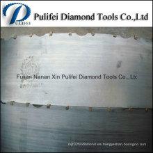 Hoja de sierra de corte sinterizada del segmento para la cortadora fina de la losa de mármol