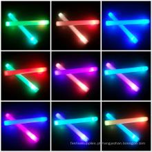 6 modos de brilho da espuma vara levou sabres